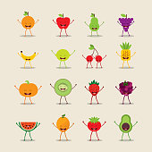 food character design, vector illustration eps10 graphic