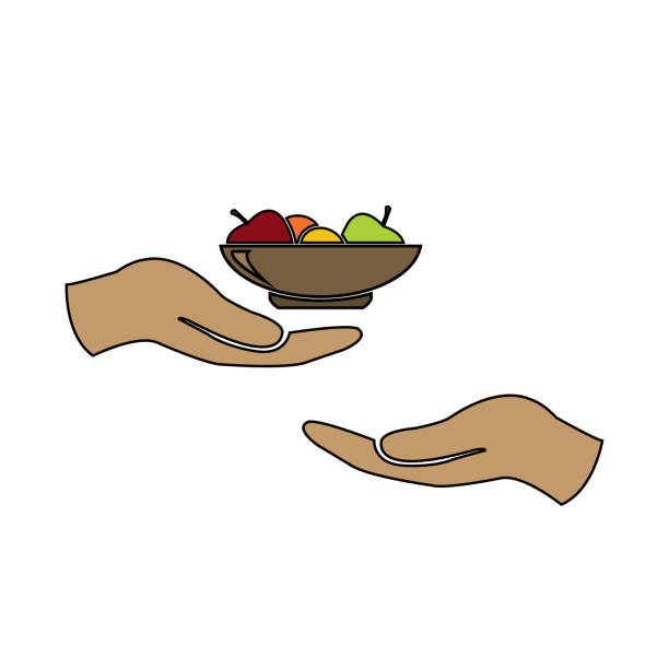 19 Poor Family Eating Illustrations Royalty Free Vector Graphics Clip Art Istock
