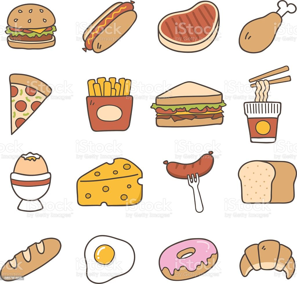 download food clip art free clipart of delicious foods - HD 1024×979