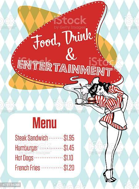 Food drink and entertainment diner menu vector art vector id475114066?b=1&k=6&m=475114066&s=612x612&h=d94rouelnbczsovywfmwphjdlbokssncttrkz 87abe=
