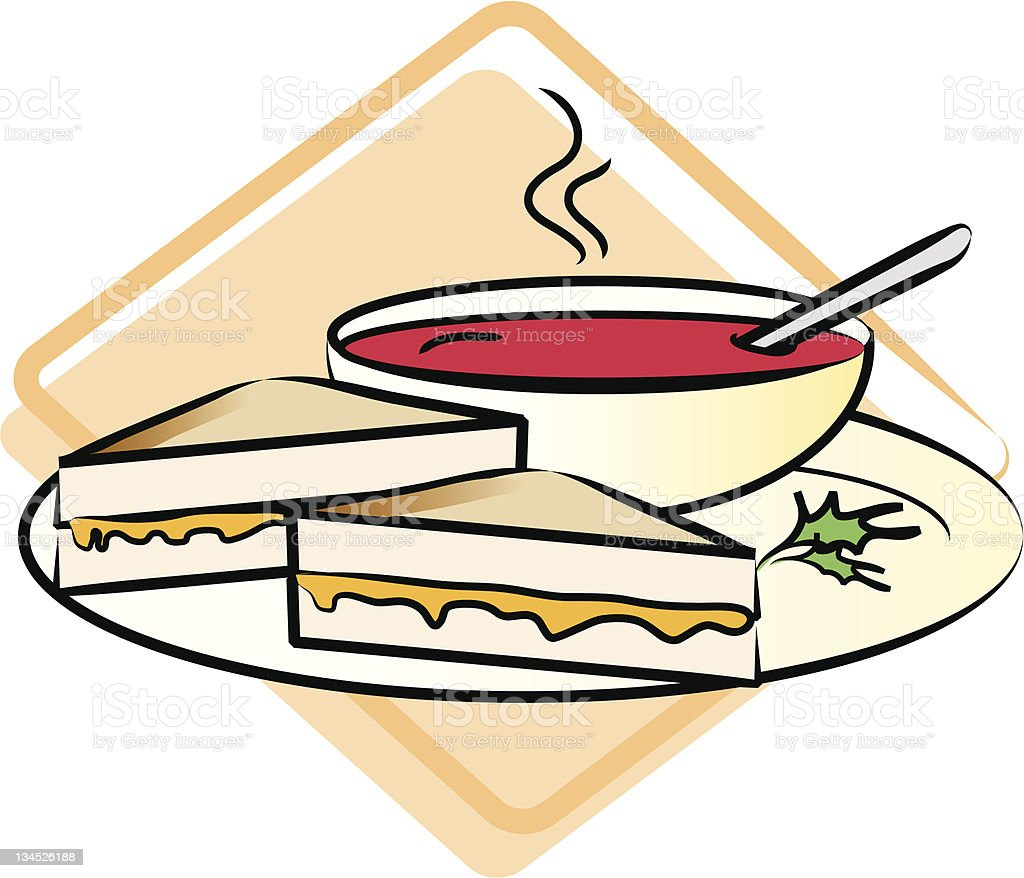 royalty free grilled cheese sandwich clip art vector images rh istockphoto com  soup and grilled cheese clipart