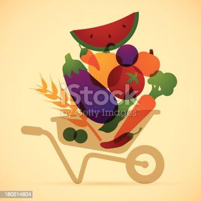 istock Food Harvest 180514604