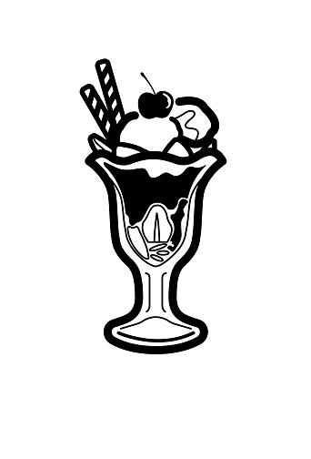 01. Food Icon : #10. Parfait