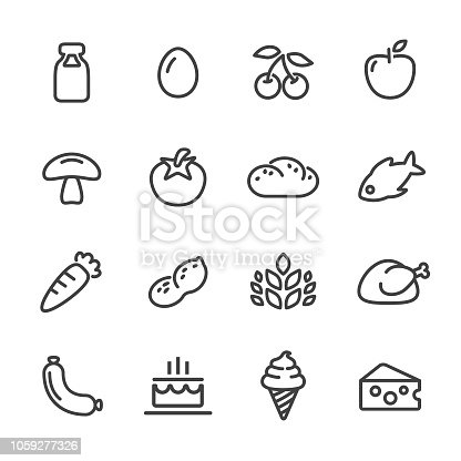 Food, Fruit, Vegetable, Meat,