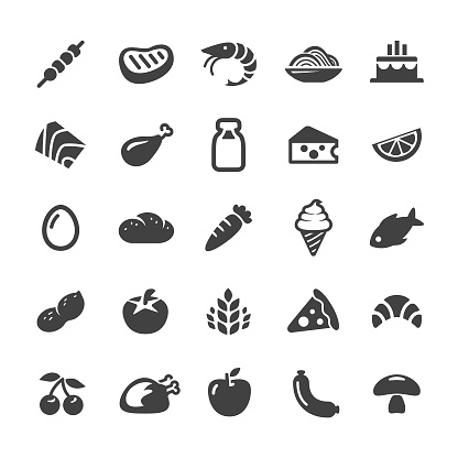 Food Icons - Smart Series