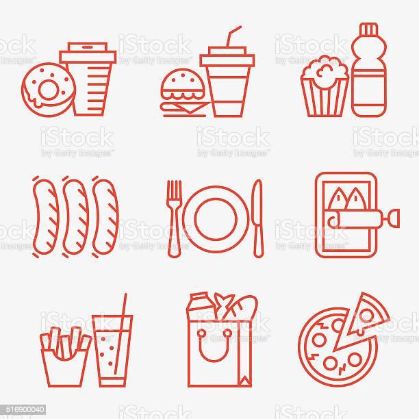 Food icons vector id516900040?b=1&k=6&m=516900040&s=612x612&h=itxo621m7jiy vedfcciquvjpxnawkazj5tk1oloyme=