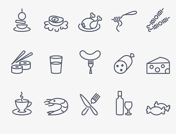 illustrations, cliparts, dessins animés et icônes de icônes de - entrée