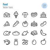 Food, meat, vegetable,