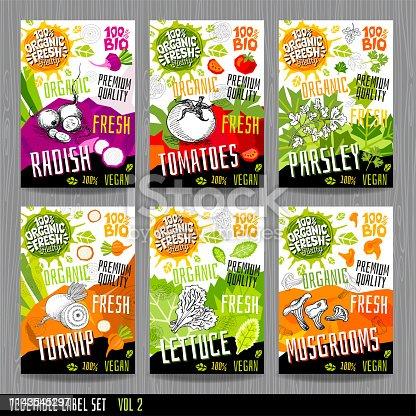Free Food Label PSD files, vectors & graphics - 365PSD com