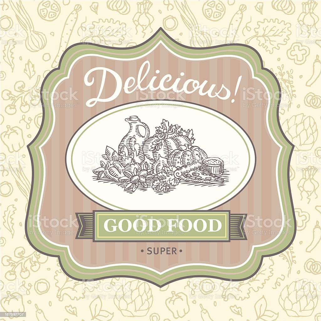 Food Label royalty-free food label stock vector art & more images of agriculture