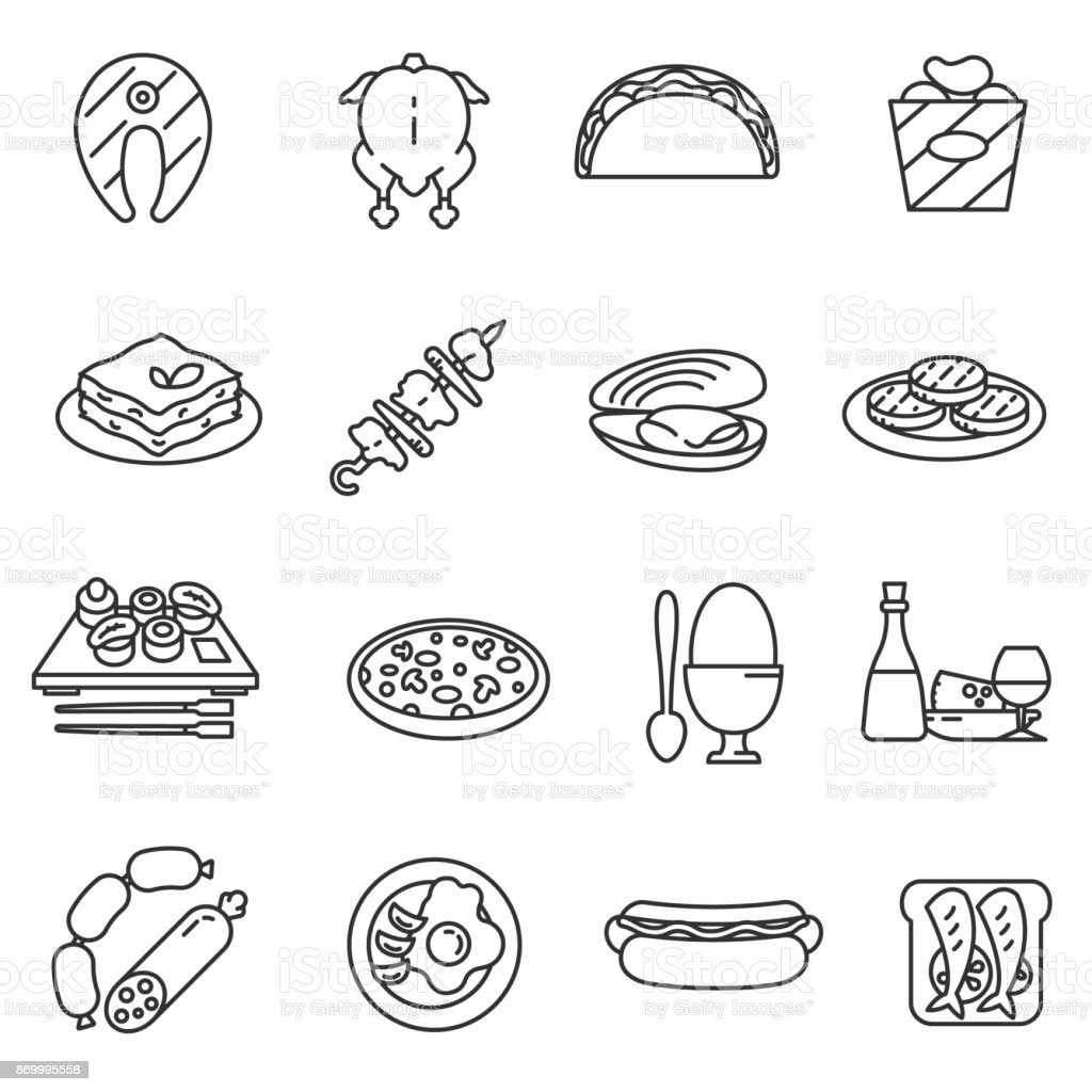 food line set flipboard - HD1024×1024