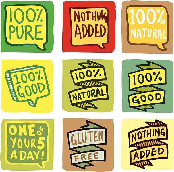 Food Ernährung Symbol Häuserblocks – Vektorgrafik
