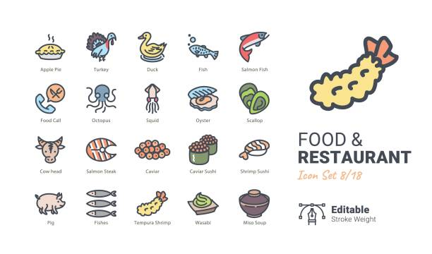 食品・ レストランのベクトルのアイコン - わさび点のイラスト素材/クリップアート素材/マンガ素材/アイコン素材