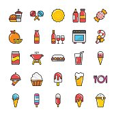 Food Vector Icons 4