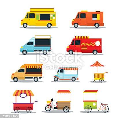 Street Food and Fast Food