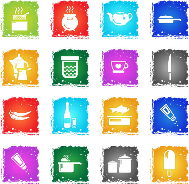 food_and_kitchen_25 - newham stock-grafiken, -clipart, -cartoons und -symbole