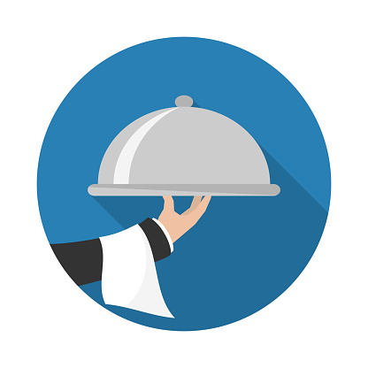 Foods Service icon.