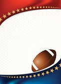 Football All-Star Background