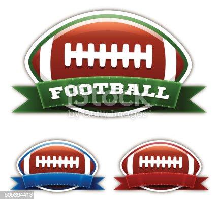 Football Badges