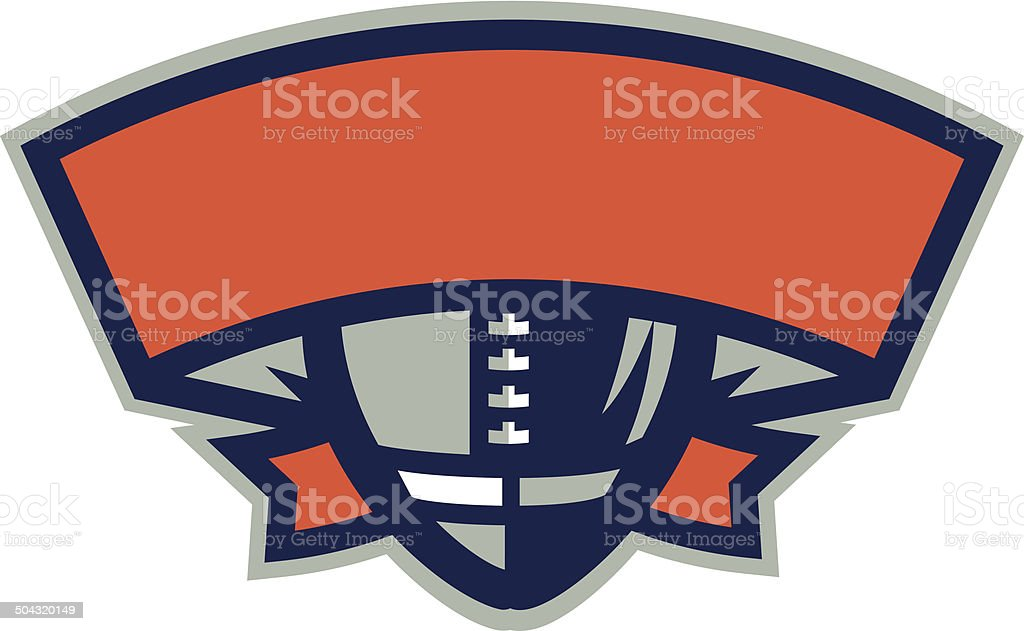 Football Banner royalty-free football banner stock vector art & more images of american football - ball
