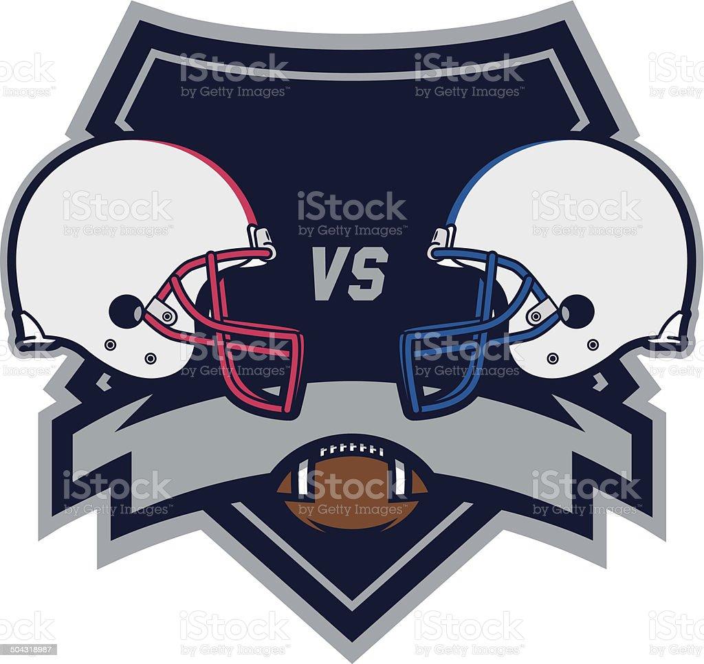 Football Championship Logo royalty-free football championship logo stock vector art & more images of american football - ball