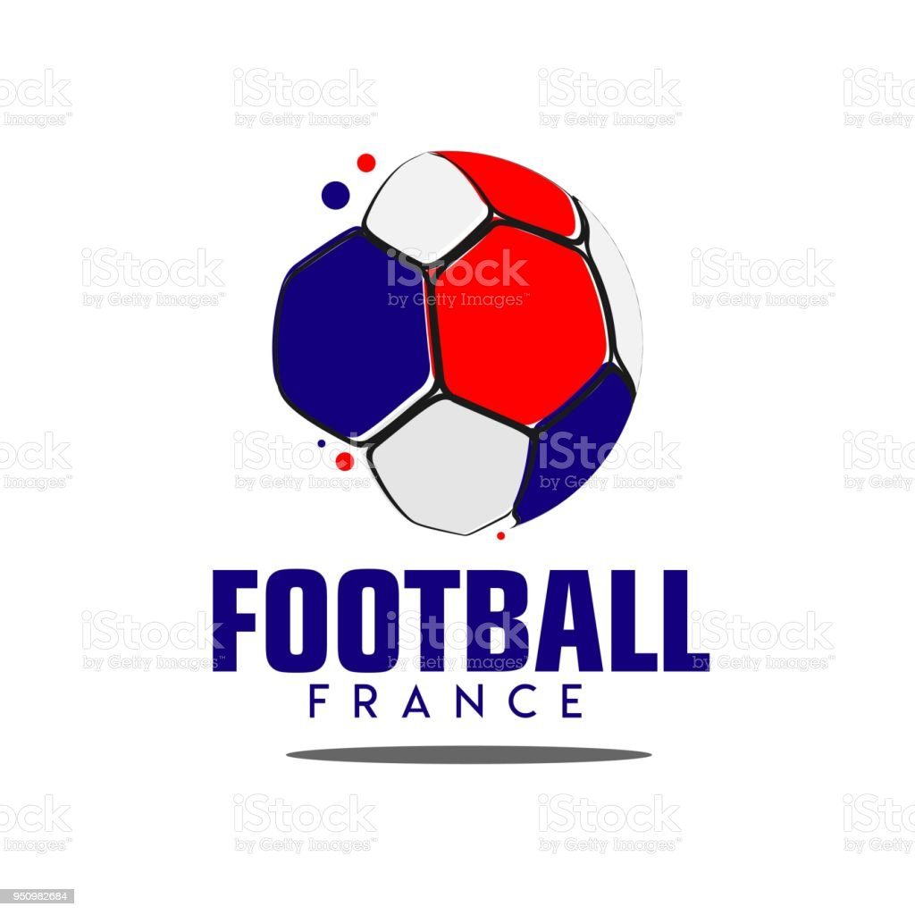 Football Club  Vector Template Design Illustration