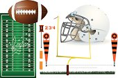 Football Equipment Backgrounds