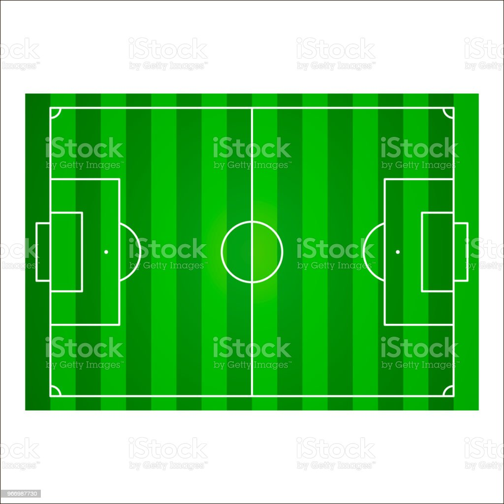 football field or soccer pitch background vector illustration vector id966987730 football field or soccer pitch background vector illustration stock
