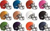 Football Helmet Collection