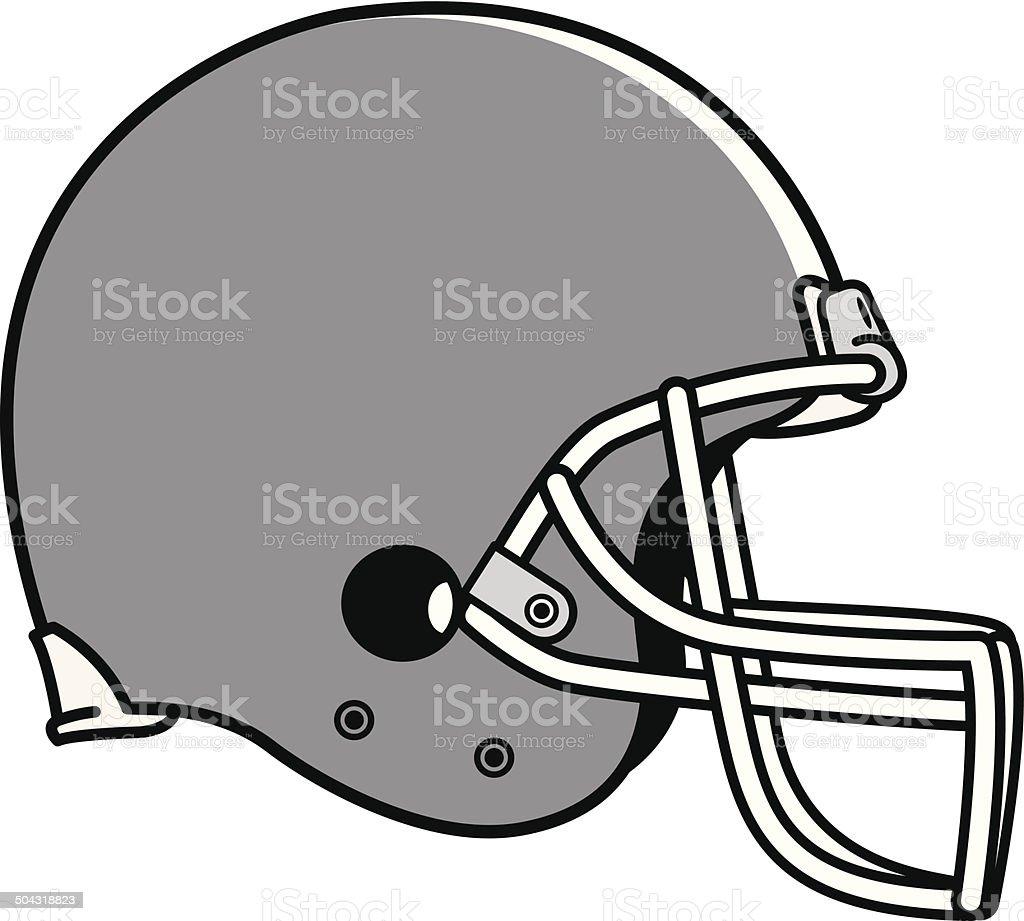 Football Helmet royalty-free football helmet stock vector art & more images of american football - ball