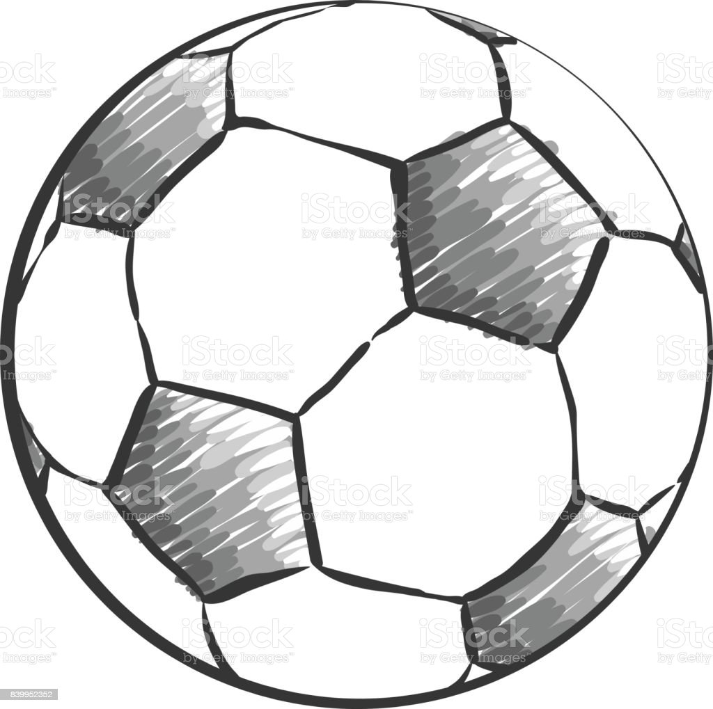 royalty free soccer field outline drawings clip art vector images rh istockphoto com  soccer field with players clipart