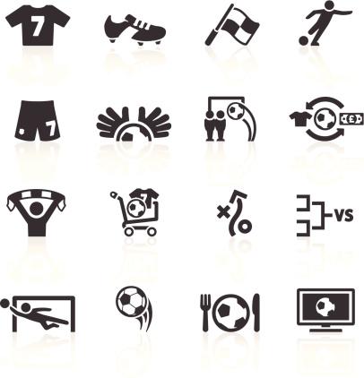 Football Icons Set 2
