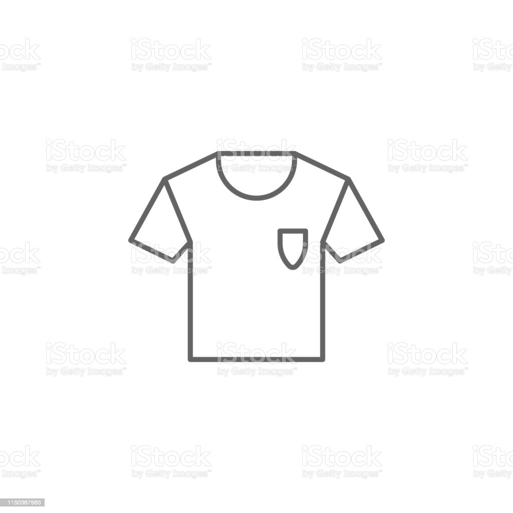 Football Jersey Holland Icon Element Of Holland Icon Thin Line Icon For Website Design And Development App Development Premium Icon Stock Illustration Download Image Now Istock