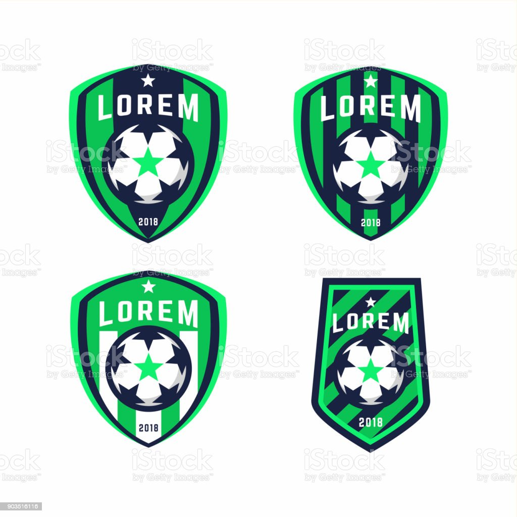 Other Team Sports: Royalty Free Soccer Logo Clip Art, Vector Images
