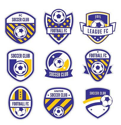 Football or Soccer Club Logo