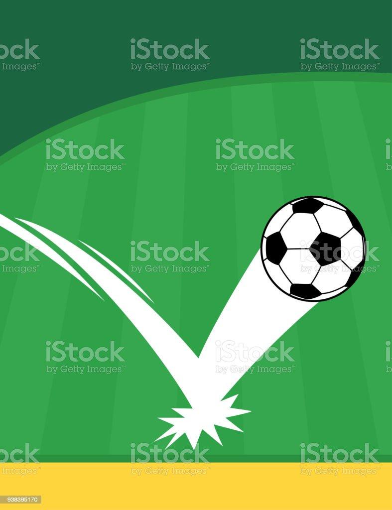 Großartig Kostenlose Fußball Flyer Vorlage Ideen ...