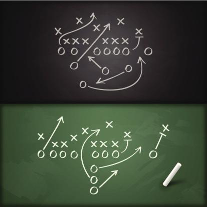 Football Play Diagrams