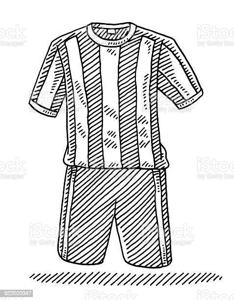 Football shirt and shorts drawing vector id522020347?b=1&k=6&m=522020347&s=612x612&h=uywhhfzldi7c6k0rp3hxzzej246b2uxzbgfqunuakr4=