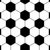Football soccer pattern background illustration. Vector eps10