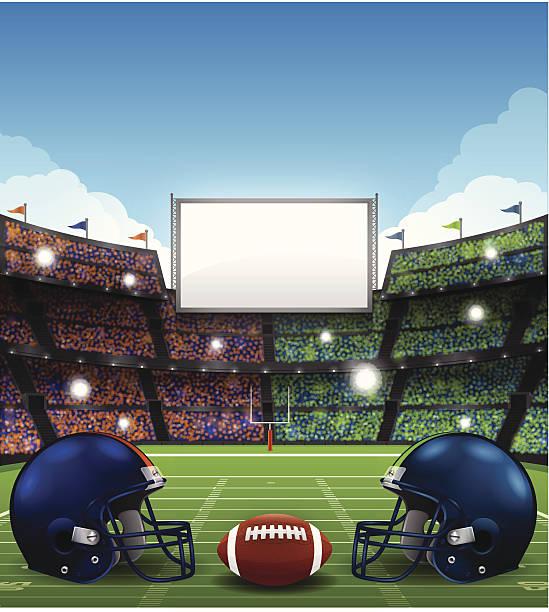 Stadium Lights Svg: Top 60 American Football Stadium Clip Art, Vector Graphics