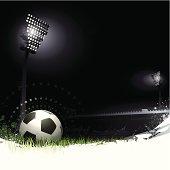 Football staduim background