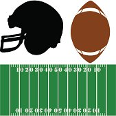 Football Symbols - Vector