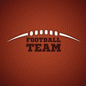 Football team texture background. EPS 10 file. Transparency effects used on highlight elements.