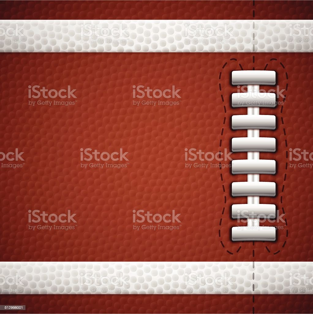 Football Texture Background vector art illustration