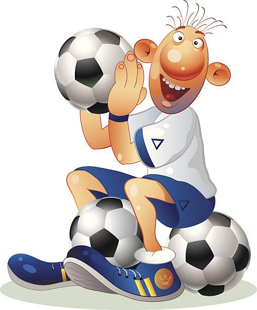 フットボール ベクターアートイラスト