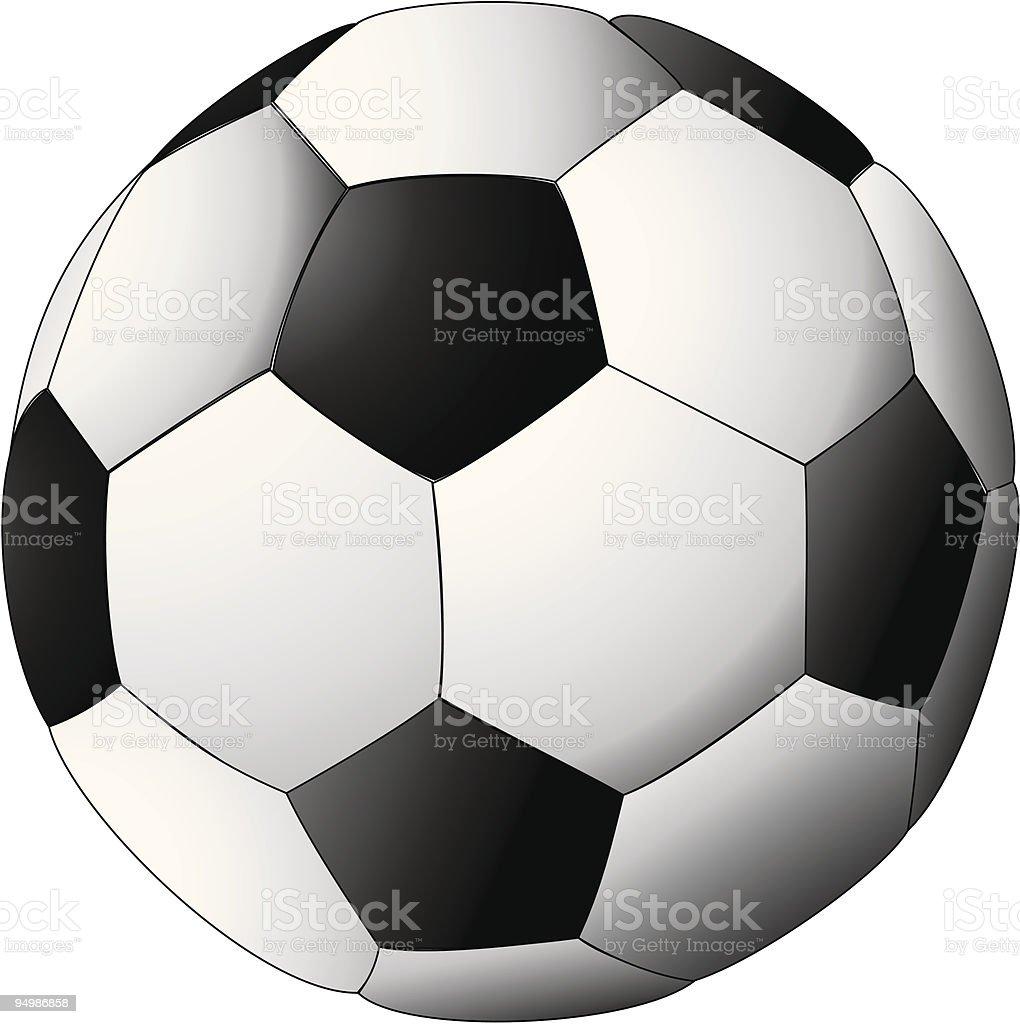 Football – Vektorgrafik
