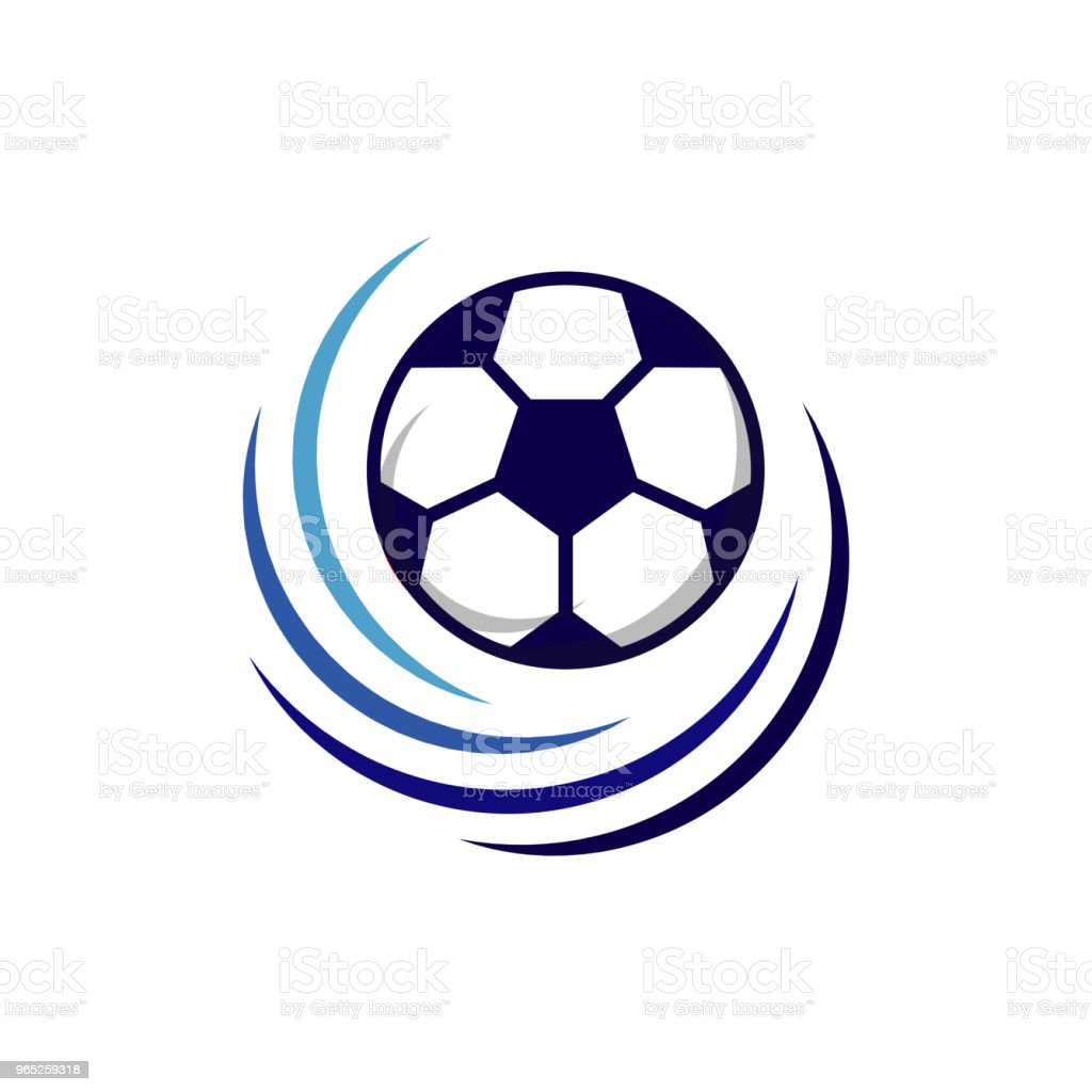 Football Vector Template Design royalty-free football vector template design stock vector art & more images of adult