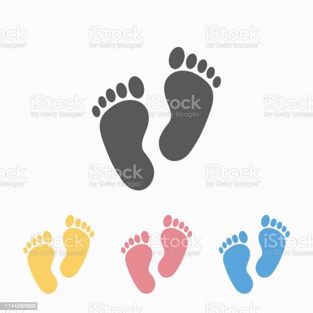 Footprint icon vector id1144594863?b=1&k=6&m=1144594863&s=612x612&h=ospoddjzdvndgswhz ob7zfx4e9ljqyxox90zct hq0=