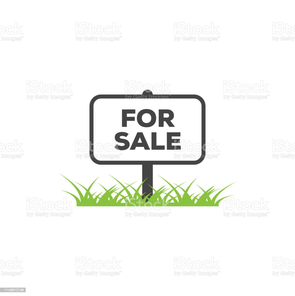 For Sale Sign Template from media.istockphoto.com