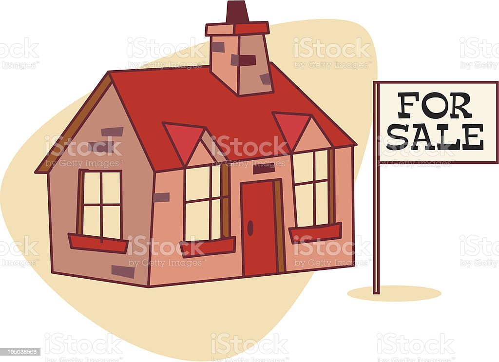 For Sale royalty-free for sale stock vector art & more images of brick